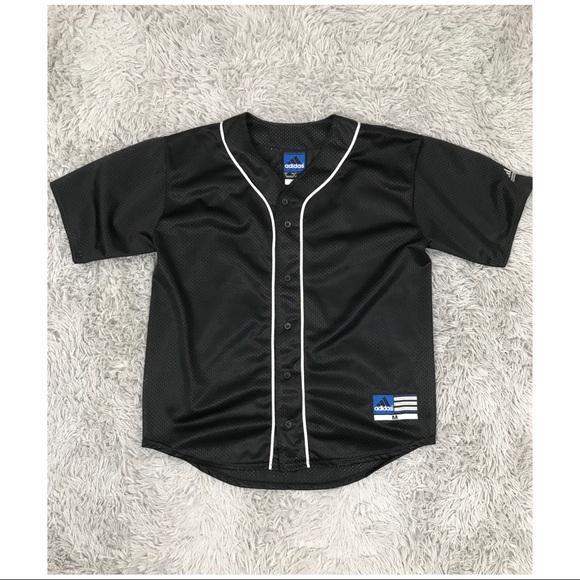 Black Adidas Baseball Jersey Cheap Sale, UP TO 70% OFF